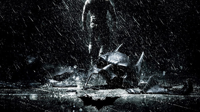 The Dark Knight Rises 2012 movie wallpaper