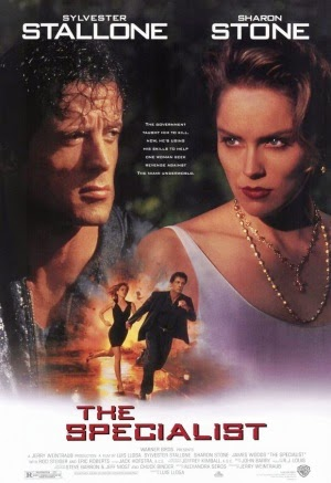 The Specialist (Released in 1994) - Fight between 2 specialists - Starring Sylvester Stallone, Sharon Stone, James Woods