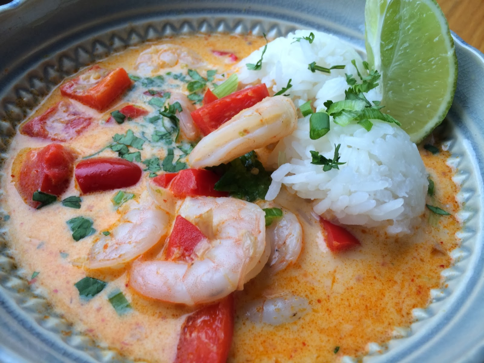 Top Ate on Your Plate Blue Apron Review: Thai Coconut Shrimp