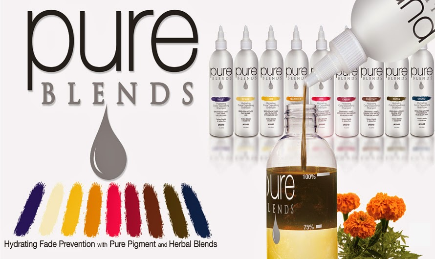 Pure-Blends