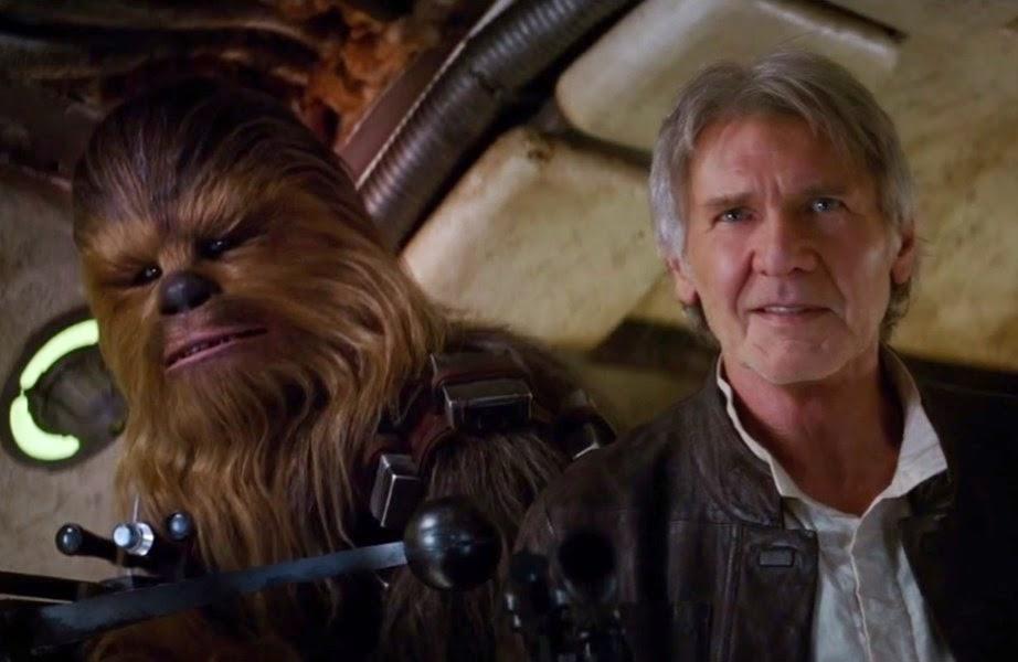 Trailer Star Wars: o despertar da força 2 legendado