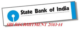 SBI Recruitment and SBI PO, Clerk Recruitment 2013 at www.sbi.co.in