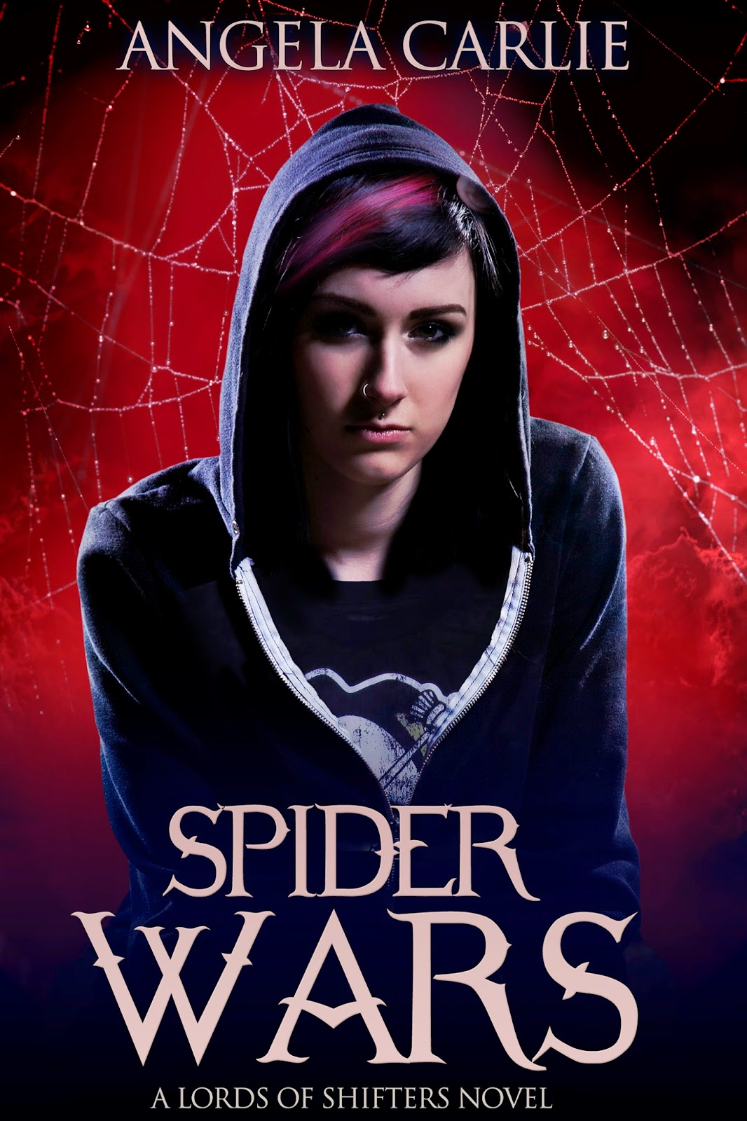 http://www.amazon.com/Spider-Lords-Shifters-Angela-Carlie-ebook/dp/B007K3Y34O/ref=pd_sim_kstore_1?ie=UTF8&refRID=1GC029BFN06QW0YV2G9Y