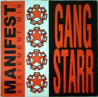 Gang Starr – Manifest (CDM) (1989) (192 kbps)