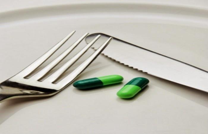 Obraz: suplementy diety na stres, złe samopoczucie i depresję