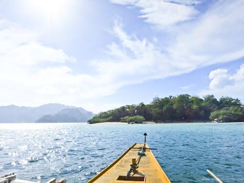 CYC Island, Corong Island Hopping
