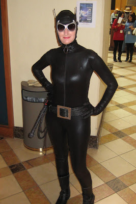 Space City Con 2013 - Catwoman Cosplay