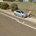 Di Rakam Google Street View Selamber Buat Projek Tepi Jalan