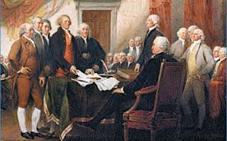 การประกาศอิสรภาพของอเมริกา