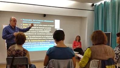 Conferencia en Meditare (Madrid)