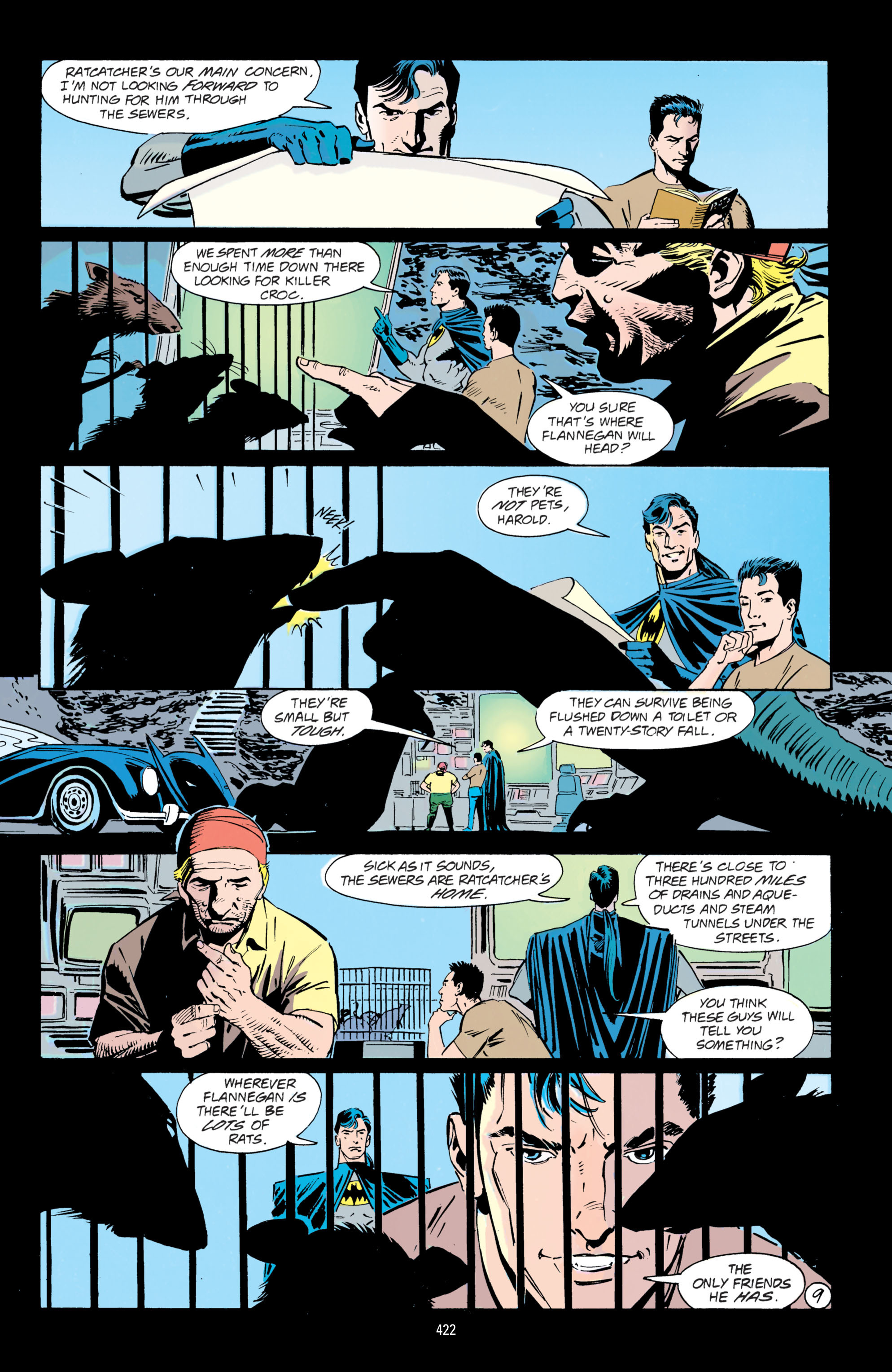 Detective Comics (1937) Issue #679 Page 10