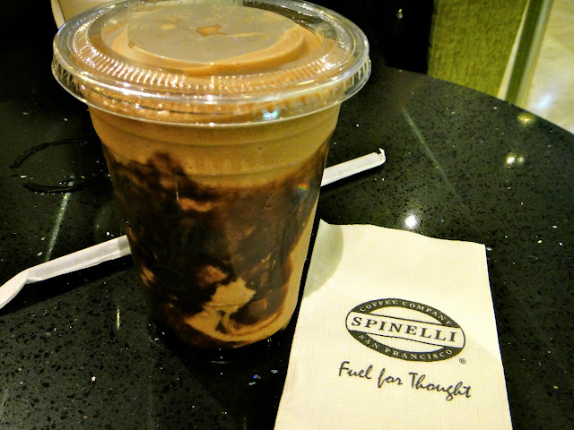 Iced Coffee Mocha Spinelli Wheelock Place Orchard