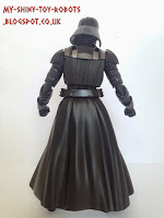 Figure back (without cape)