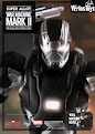 Pre Order Play Imaginative Super Alloy 1/12 Scale War Machine Mark 2