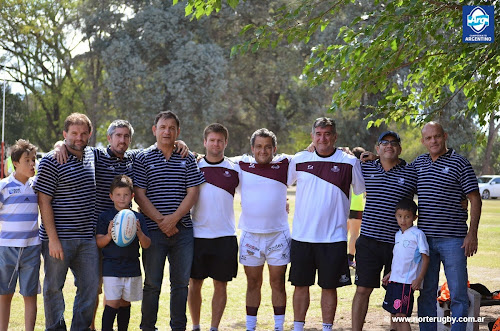 Staff Técnico del Seleccionado Mayor de la Unión de Rugby de Salta
