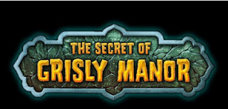 Grisly Manor walkthrough.