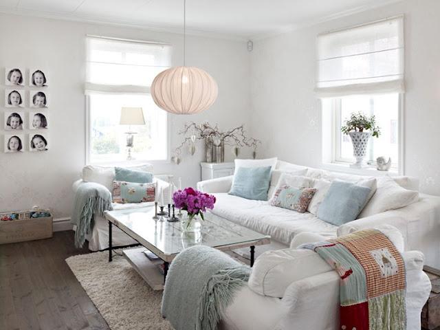 Blog achados de decora o uma casa branca com detalhes for Diferencia entre halla y living room