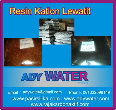 Resin Kation Lewatit