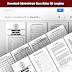Administrasi Guru Kelas SD Download Lengkap Format Microsoft Word