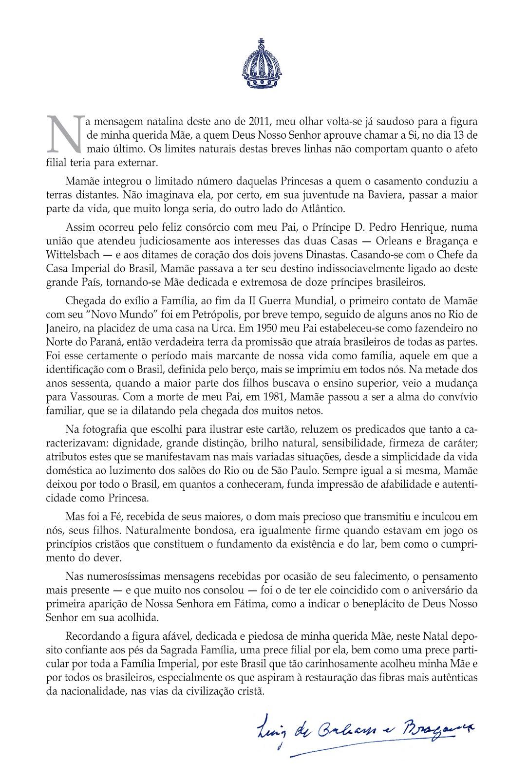 Casa Imperial de Brasil. Orléans-Braganza - Página 24 Cart%252B%25C3%25BAo+verso+web