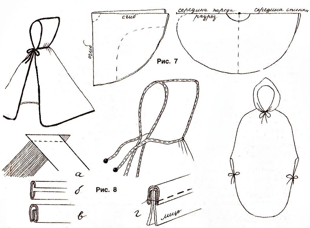 Как сделать брюки с карманами
