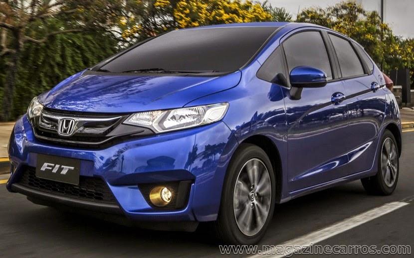 Opinião do dono - Novo Honda Fit 2015