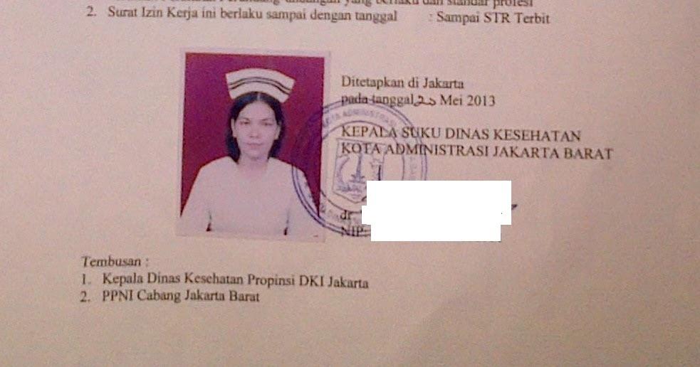 Pelayanan Terpadu Satu Pintu Jakarta Barat Surat Izin Kerja