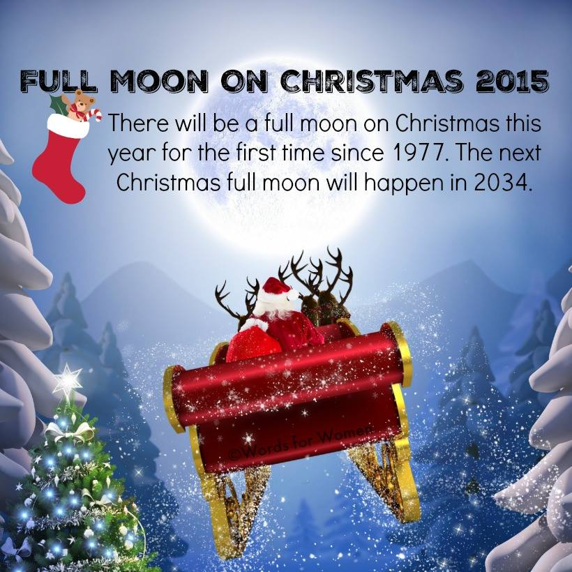 urbanbaby&toddler magazine: Full Moon on Christmas Day