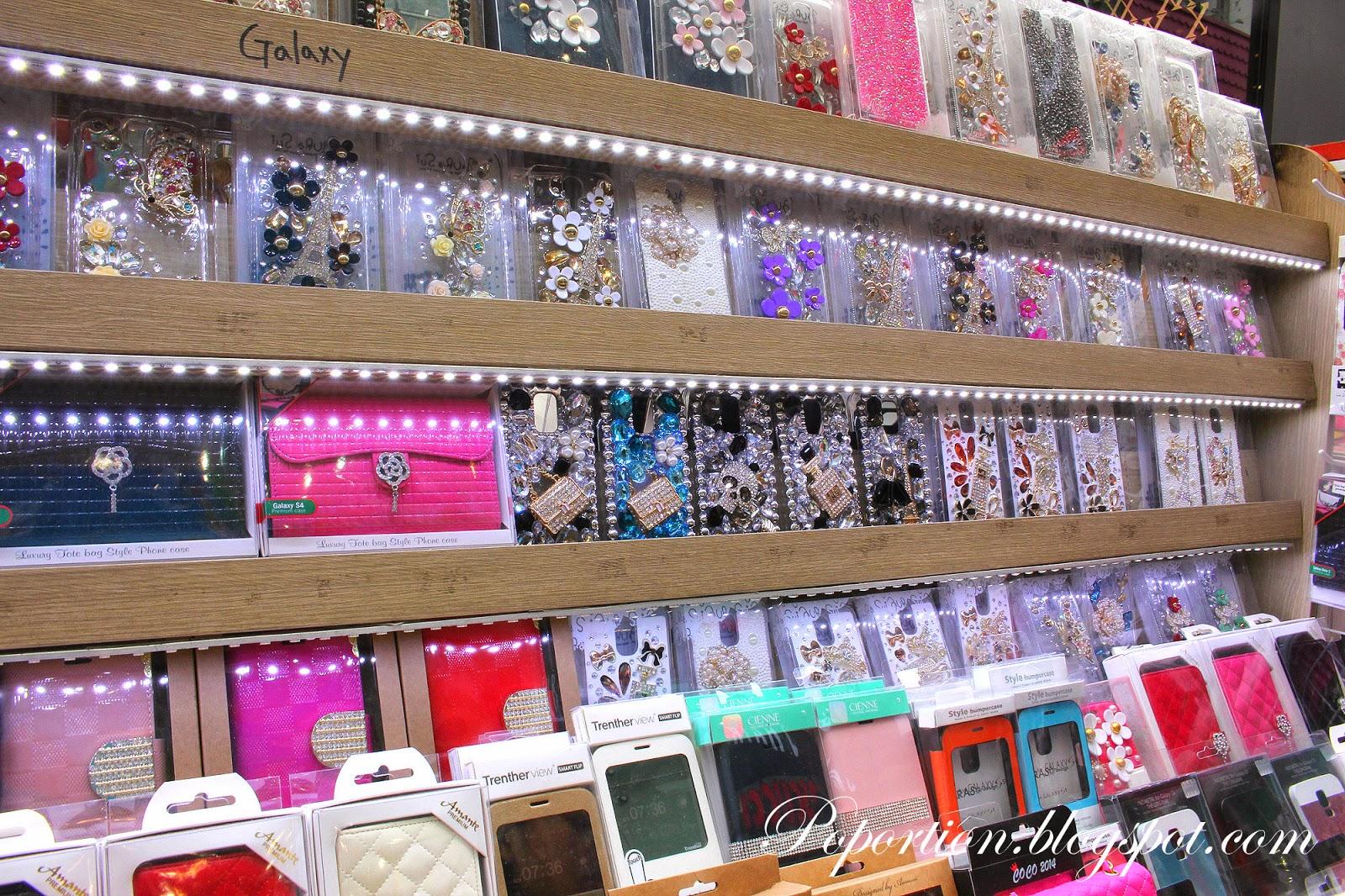 handphone cases korea myeongdong