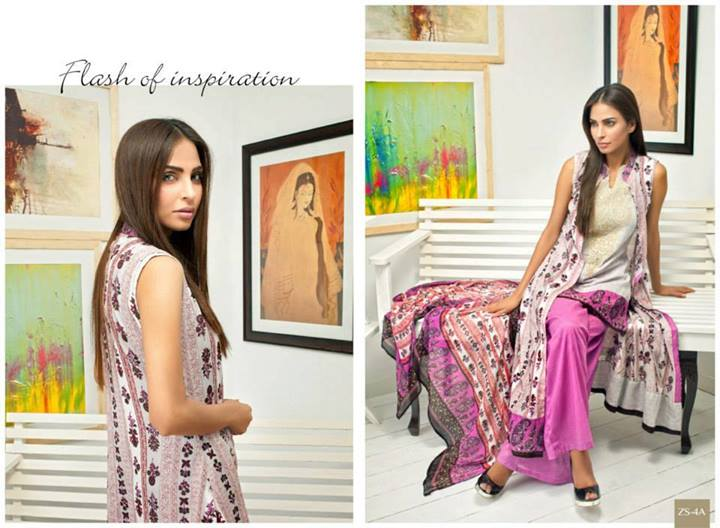 Pehnawa+Eid+Dress+Latest+Collection+by+ZS+Textiles+(5) Latest Pehnawa Eid Dresses by ZS Textiles