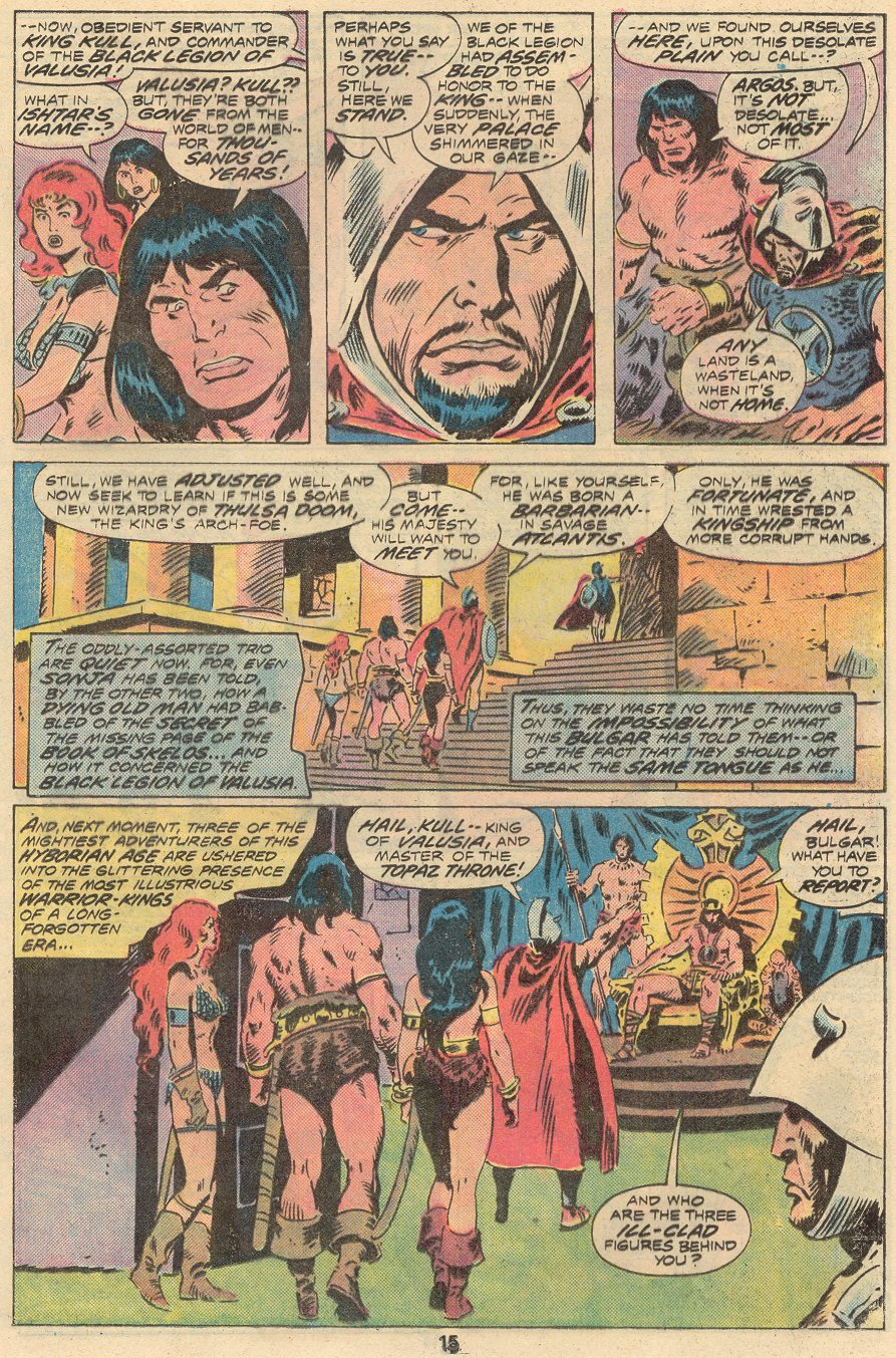 Conan the Barbarian (1970) Issue #68 #80 - English 10
