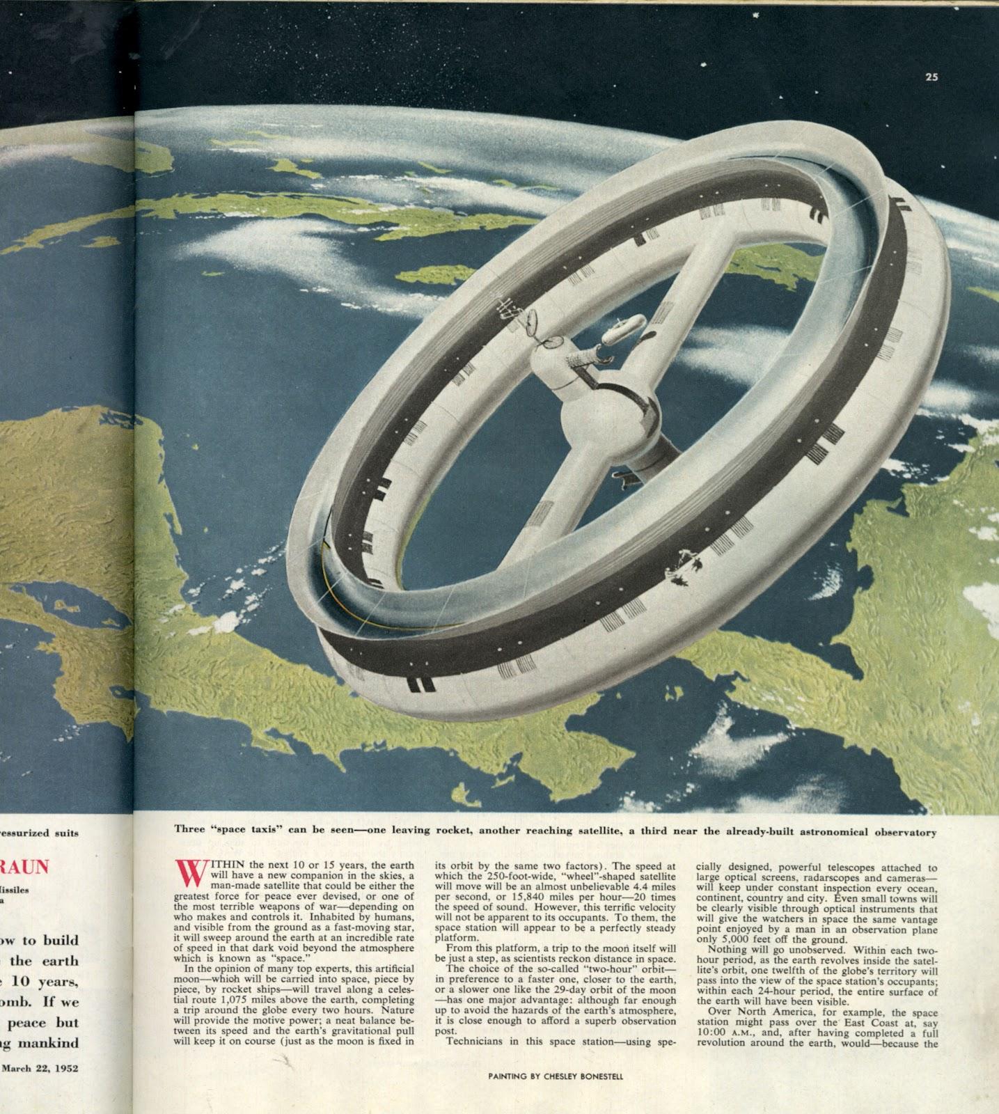 von braun space station - photo #11