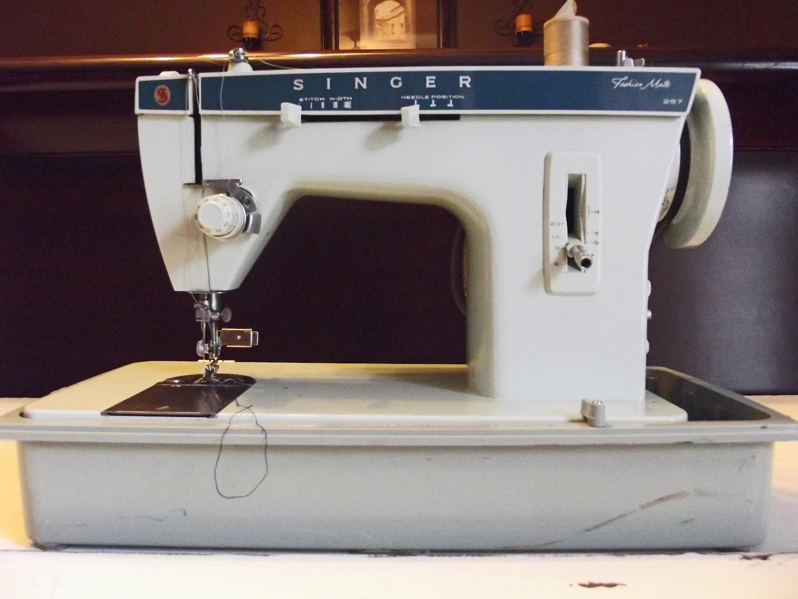 Singer 257 Sewing Machine Parts