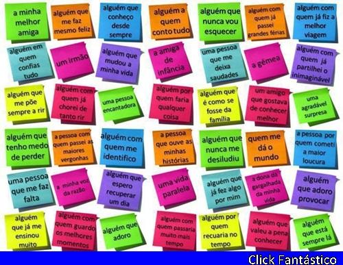 Imagens para marcar amigos no Facebook