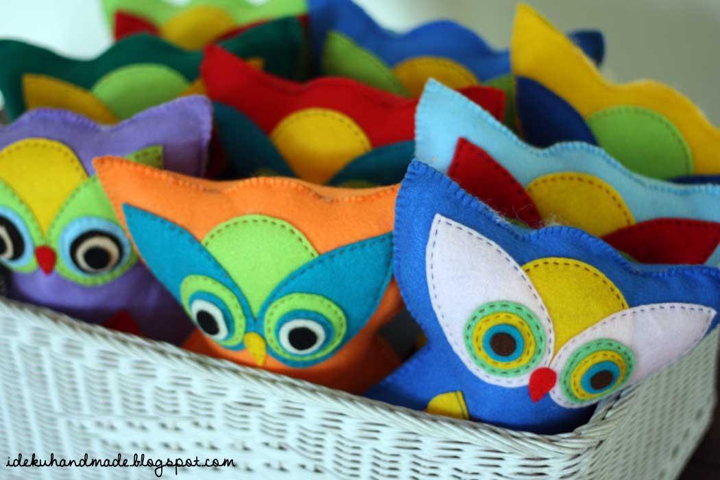 owl flanel}