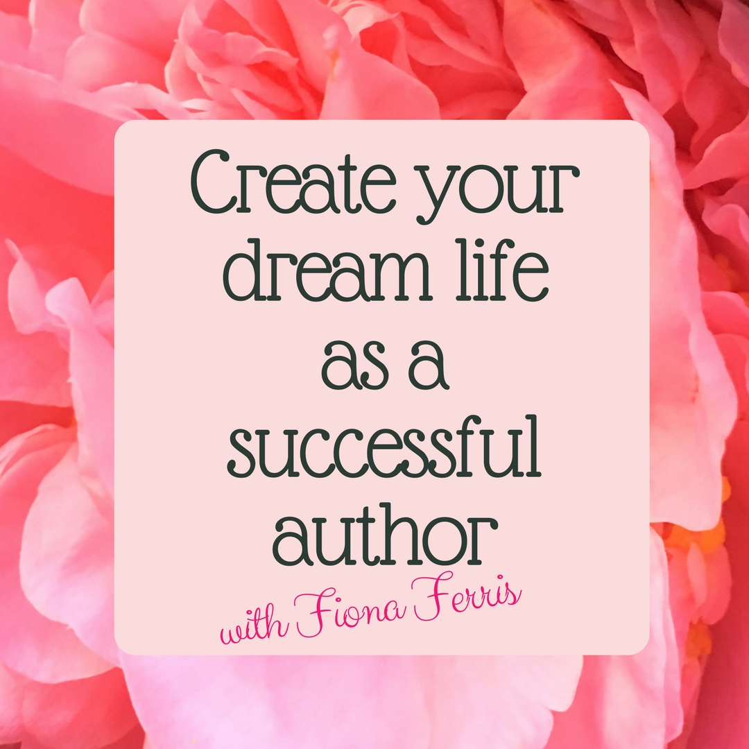 New e-Course: Create your dream life as a successful author