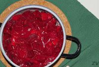 gulas z cervene repy s paprikou