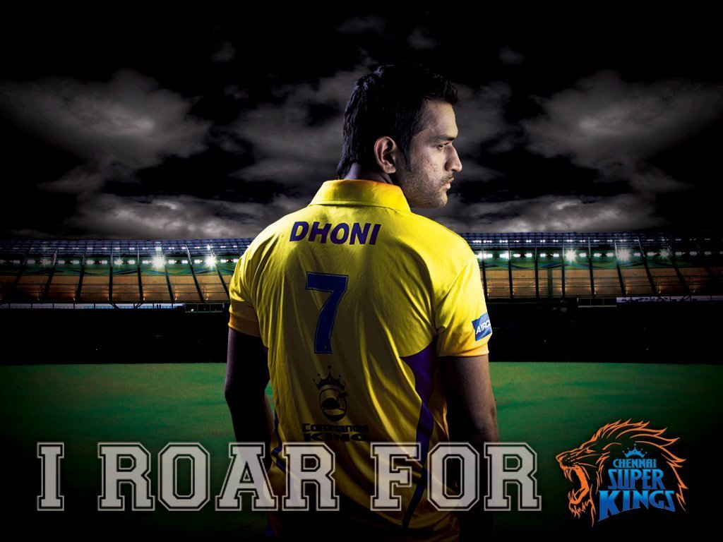 Chennai super kings latest hd wallpapers latest hd for Home wallpaper chennai