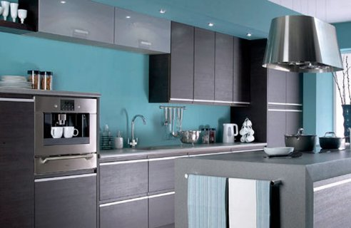 Modern Kitchen Design 2012