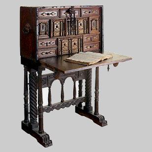 Historia del mueble 5 renacimiento - Muebles el siglo ...