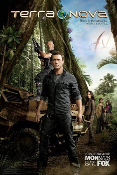 Terra Nova 2011 Temporada 1 Completa Español Latino