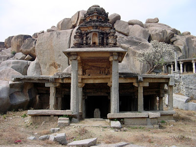 Ancient Ranganatha temple - Hampi Pick, Pack, Go