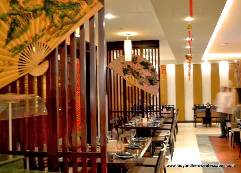 Sizzling Wok in Citymax Hotel Bur Dubai