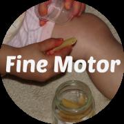 Fine Motor Activities...