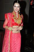 Preeti Rana Glamorous Photos in Ghagra Choli-thumbnail-21