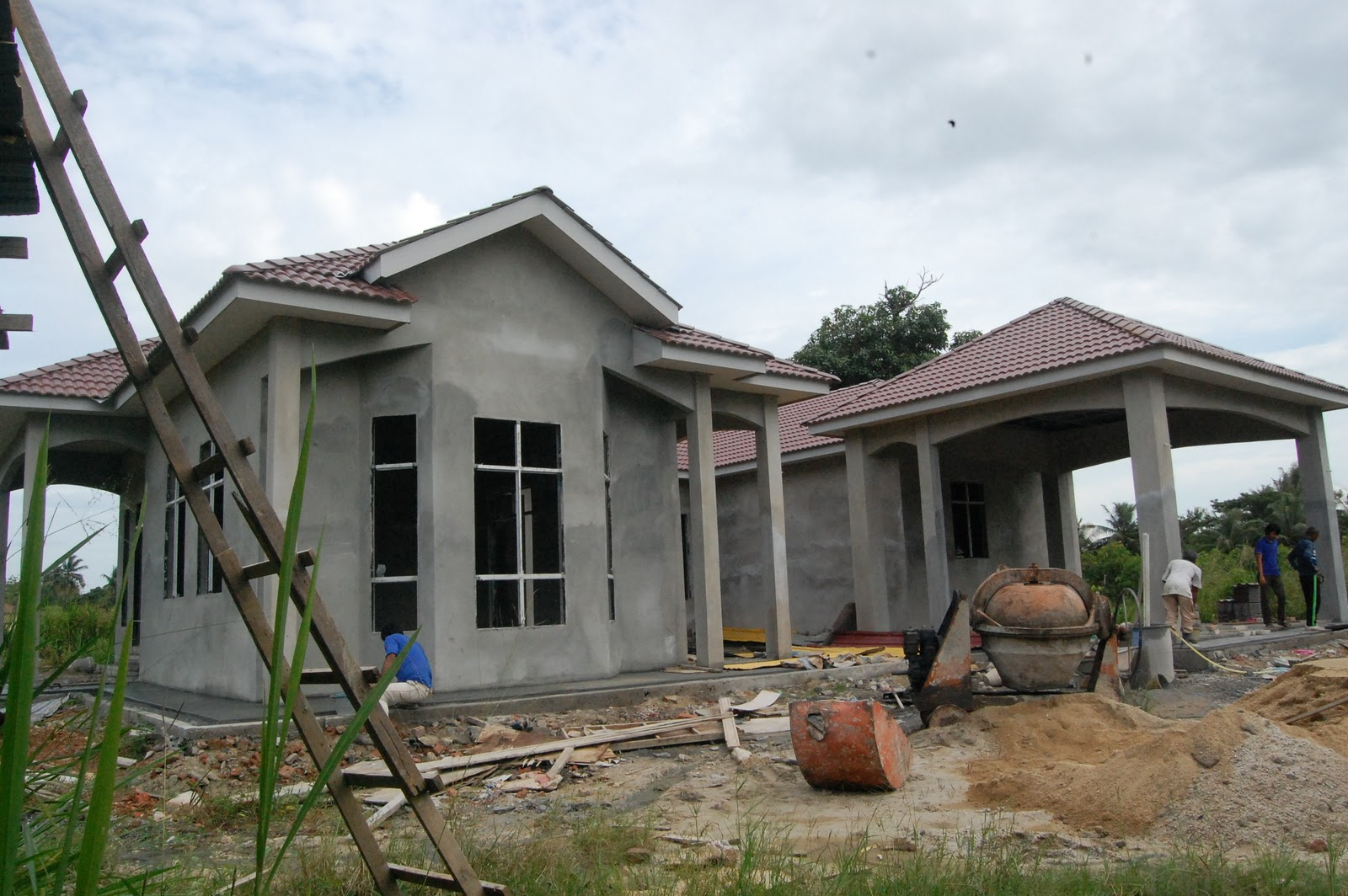 Pictures Of Contoh Rumah Banglo Submited Images Pic 2 Fly | Pelauts ...
