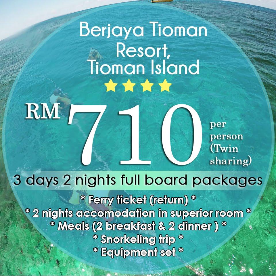 Package Berjaya Resort