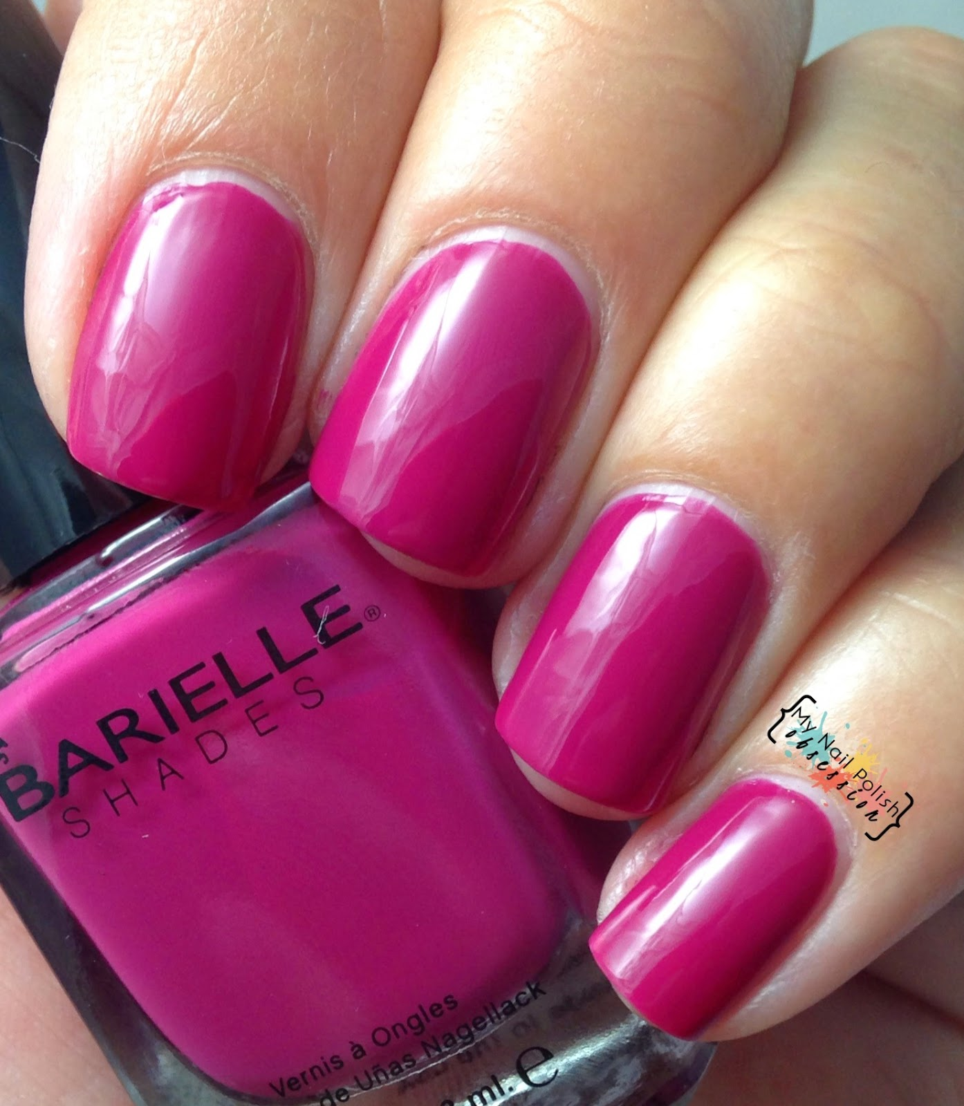 Barielle Berry Posh