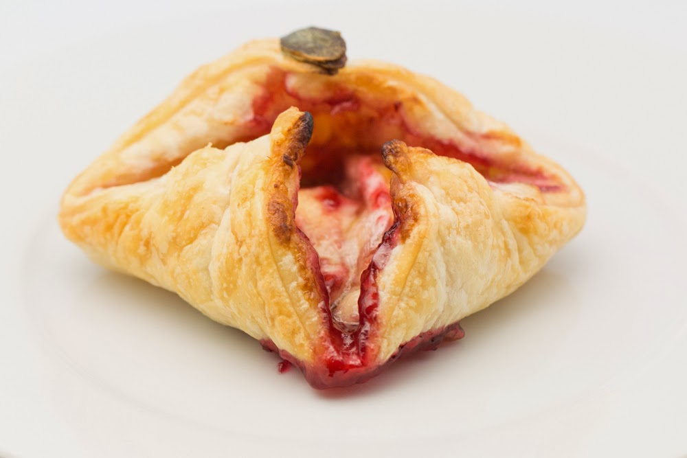 Hovkonditorn: Brie in Puff Pastry