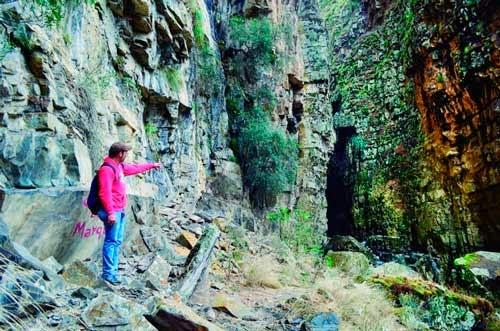 Marquiri, el destino oculto de San Lorenzo
